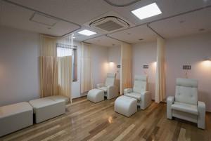 リカバリ室